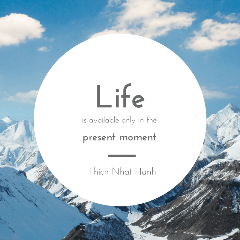 thich naht hanh meditation quotes