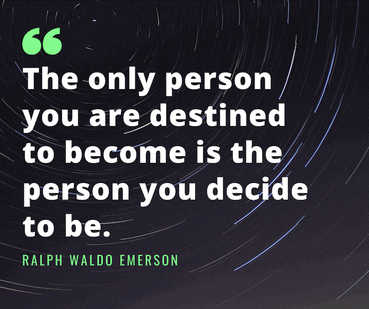 Quotes about being amazing emerson