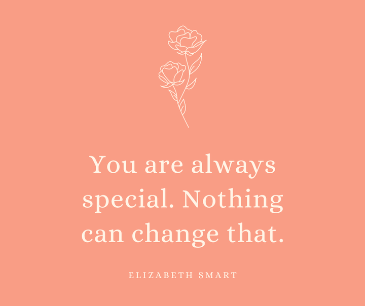 You're amazing quotes for her elizabeth smart